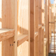 Wood Home Framing Abstract At Construction Site - PhotoDune Item for Sale