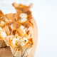 Homemade Filo Pastry Baskets with Mascarpone Cream - PhotoDune Item for Sale