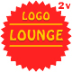 Lounge Fashion Upbeat Logo
