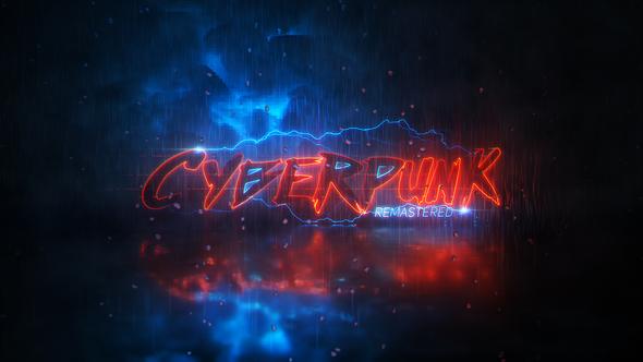cyberpunk logo by vladimirperumov videohive cyberpunk logo