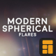 Modern Spherical Flares Kit - VideoHive Item for Sale