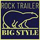 Stylish Sport Rock Trailer