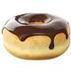 Donut with chocolate icing - PhotoDune Item for Sale