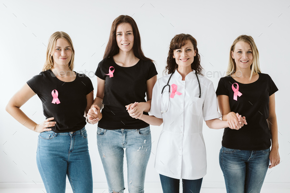 Fighting with cancer - Stock Photo - Images