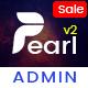 Pearl - Responsive Admin & Dashboard Template WebApp