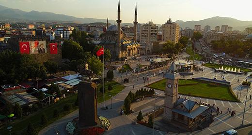 Turkey- Kayseri City