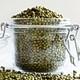 Dried mung beans in a glass jar - PhotoDune Item for Sale