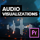 Audio Visualizations Pack for Premiere Pro - VideoHive Item for Sale