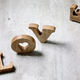 Wooden letters LOVE - PhotoDune Item for Sale