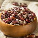 Raw Red Organic Cattle Beans - PhotoDune Item for Sale