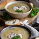 Mushroom soup - PhotoDune Item for Sale