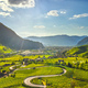 Vineyards view in Santa Maddalena Bolzano. Trentino Alto Adige Sud Tyrol, Italy. - PhotoDune Item for Sale