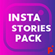 100 Instagram Stories | For Final Cut & Apple Motion - VideoHive Item for Sale