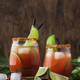 alcoholic cocktail with beer, lime juice, tomato juice, spicy sauce - PhotoDune Item for Sale