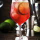 Campari tonic alcoholic cocktail - PhotoDune Item for Sale