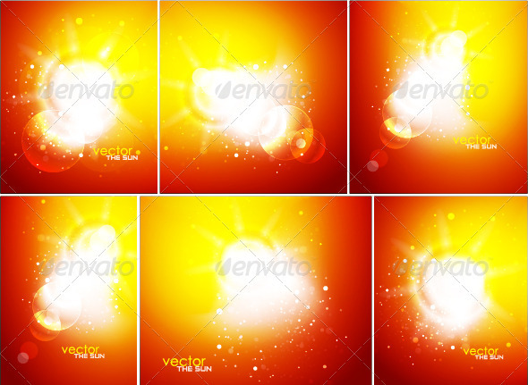 Shiny background pack - Seasons/Holidays Conceptual