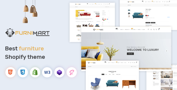 Furniture Shopify Theme - Furnimart