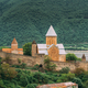 Ananuri Georgia. Church In Castle Complex About 72 Kilometres From Tbilisi. Famous Landmark - PhotoDune Item for Sale