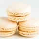Vanilla Macaroons on Light Background - PhotoDune Item for Sale