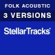 Uplifting Optimistic Acoustic Indie