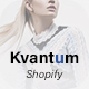 Kvantum - Responsive eCommerce PSD Template