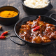 Curry chicken tikka masala with rice - PhotoDune Item for Sale