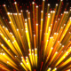 Flickering Sparkling Yellow Rays - VideoHive Item for Sale