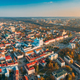 Grodno, Belarus. Aerial Bird's-eye View Of Hrodna Cityscape Skyline. Famous Popular Historic - PhotoDune Item for Sale