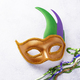Mardi Gras background with carnival mask - PhotoDune Item for Sale