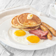 Portion of American breakfast - PhotoDune Item for Sale