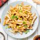 Fried Jerusalem artichoke on plate - PhotoDune Item for Sale