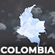 Colombia Map Animation- Republic of Colombia Animated Map Kit - VideoHive Item for Sale