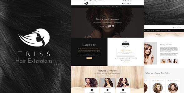 Triss - Beauty Cosmetics Shop