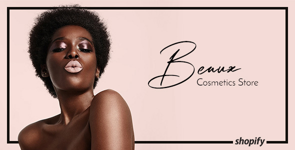 Beaux - Cosmetic Store Shopify Theme
