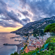 The beautiful coastal village of Amalfi - PhotoDune Item for Sale