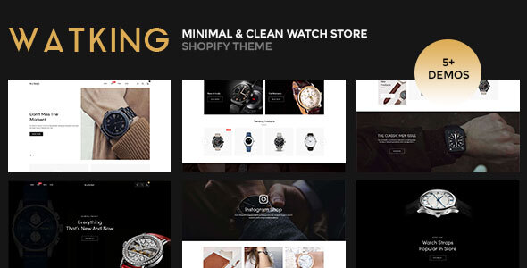 9 Best Shopify Themes  for February 2019