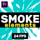 Smoke Elements // MOGRT