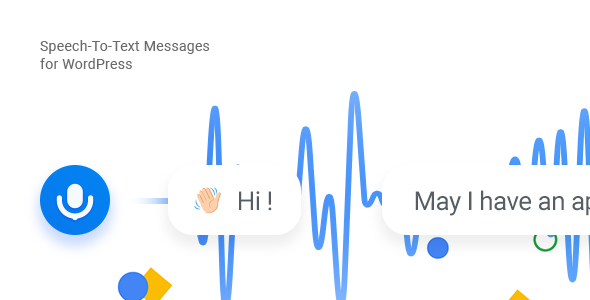 Voice messages form for WordPress – Contacter