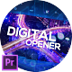 Digital Holographic Opener for Premiere Pro