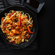Asian noodles fried with vegetables - PhotoDune Item for Sale