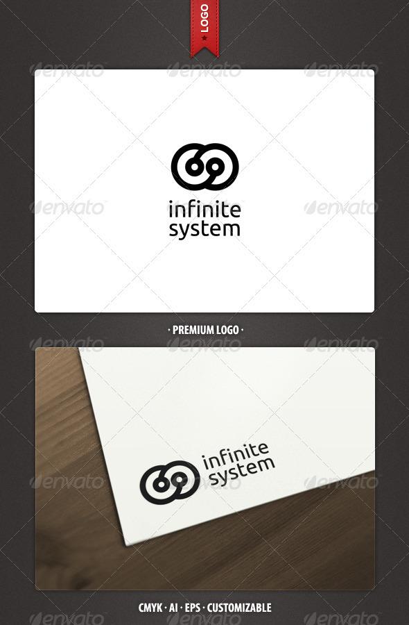 Infinite System Logo Template - Symbols Logo Templates