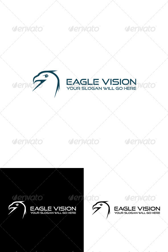 Eagle Vision Logo Template - Animals Logo Templates