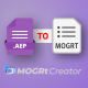 TD MOGRt Creator - AEP to MOGRt