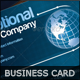 Global Business Card - GraphicRiver Item for Sale