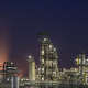 Chemical Plant At Night - PhotoDune Item for Sale