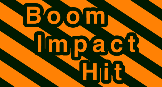 Boom Impact Hit