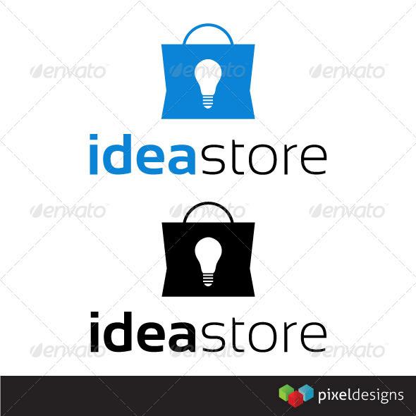 Idea Store logo - Symbols Logo Templates