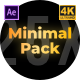 Corporate Minimal Pack - VideoHive Item for Sale