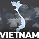 Vietnam  Map - Socialist Republic of Vietnam Map Kit - VideoHive Item for Sale