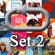 Insta Seamless Loop Set 2 - VideoHive Item for Sale